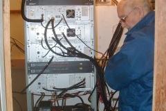 VA7AA-checking-the-new-antennas