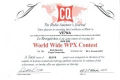 CQ-WPX-2009